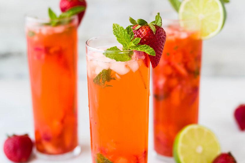 Cocktails im All inclusive Urlaub