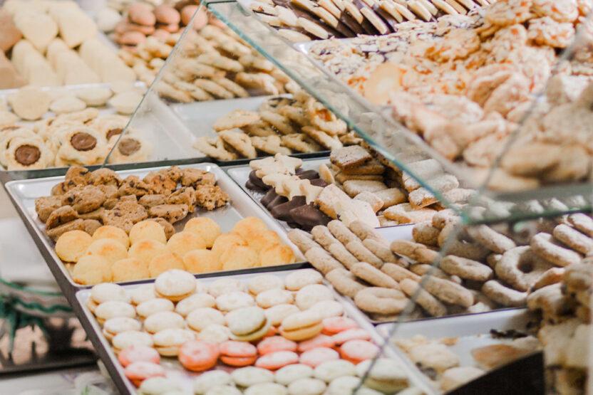 Kaffee und Kuchen im All inclusive Urlaub