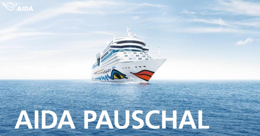 AIDA Pauschal Reise