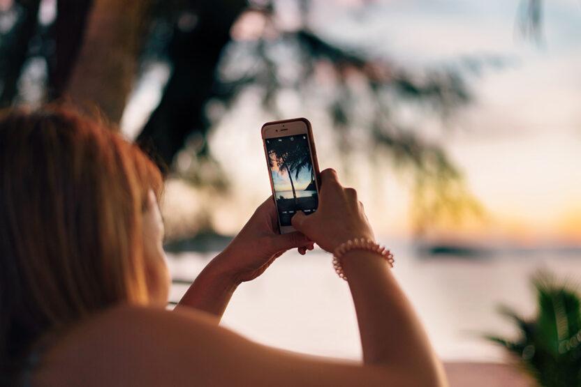Schütz dein Smartphone im Urlaub