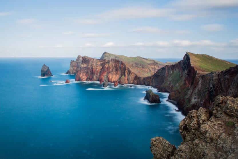 Vereda da Ponta de São Lourenço - Naturschutzgebiet auf Madeira