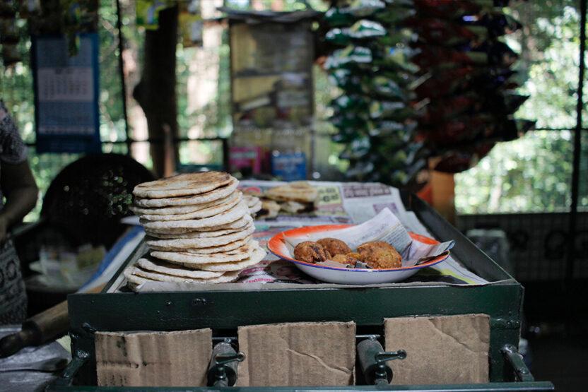 Leckeres Essen in Sri Lanka