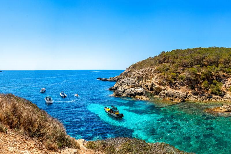Playa Cap Falco Mallorca