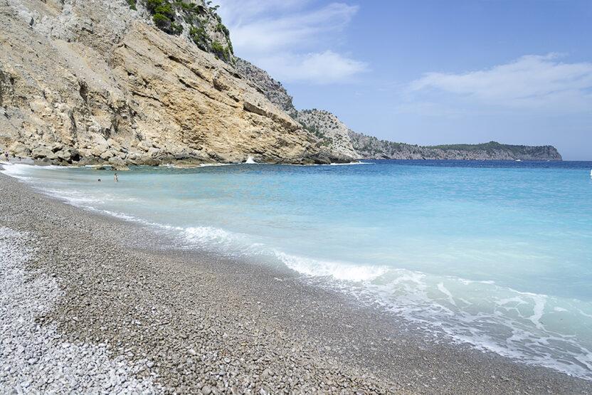 Coll Baix Strand Mallorca