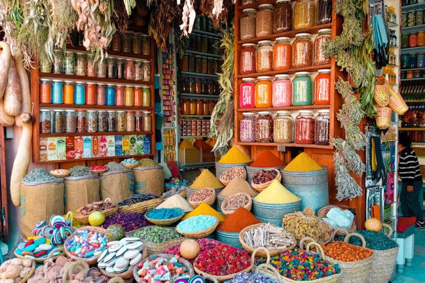 Markt auf Djerba