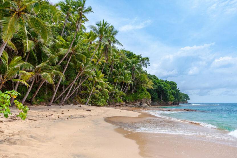 Strand in Panama