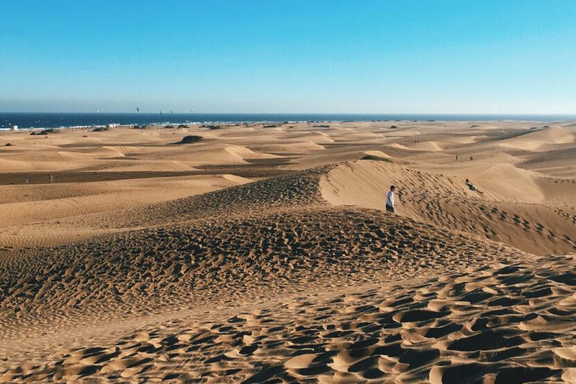 Dunes à Gran Canaria