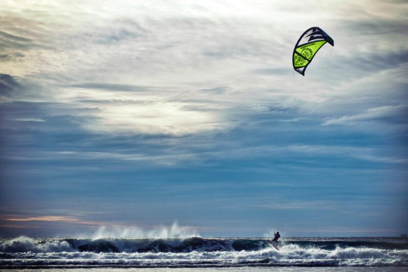 Windsurfen in Ägypten