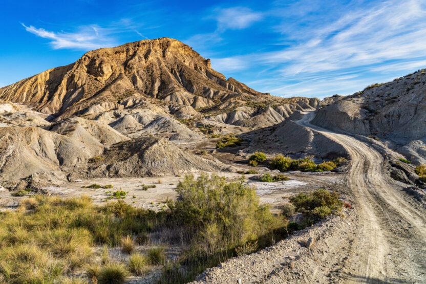 Le Desierto de Tabernas est un lieu de tournage populaire