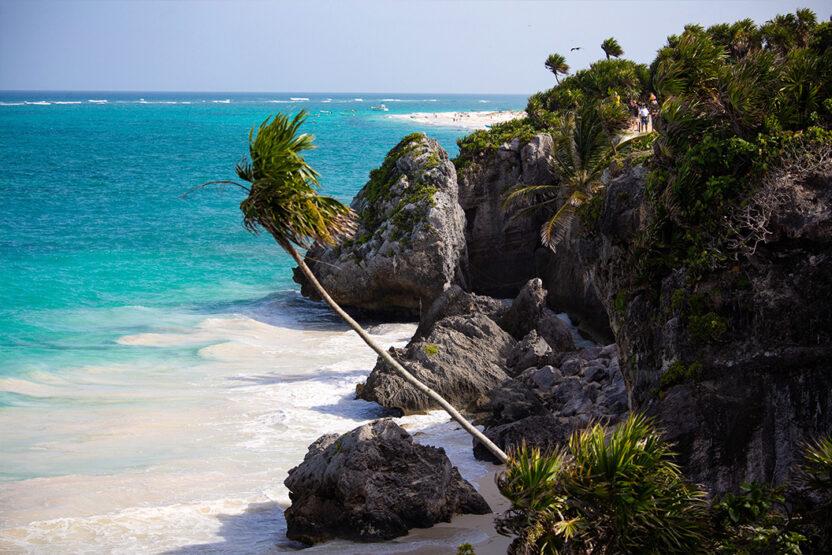 Traumstrände in Cancún