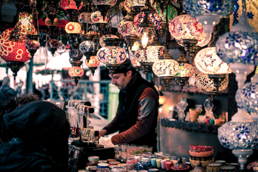 Bazar in Antalya