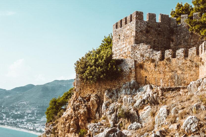 Ruinen von Antalya