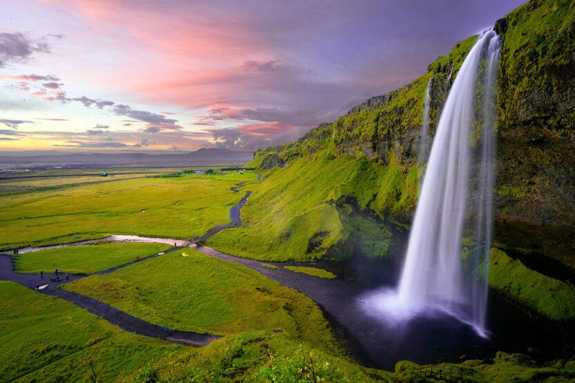 Die schöne Natur Islands