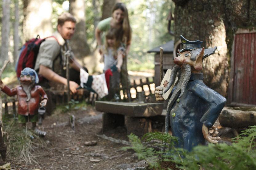 Famileinwanderung im Schwarzwald