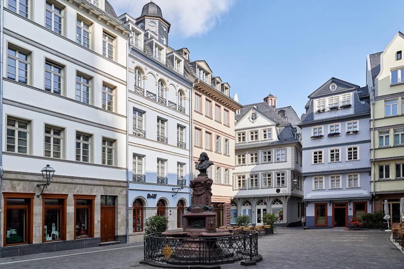 Neue Altstadt in Frankfurt