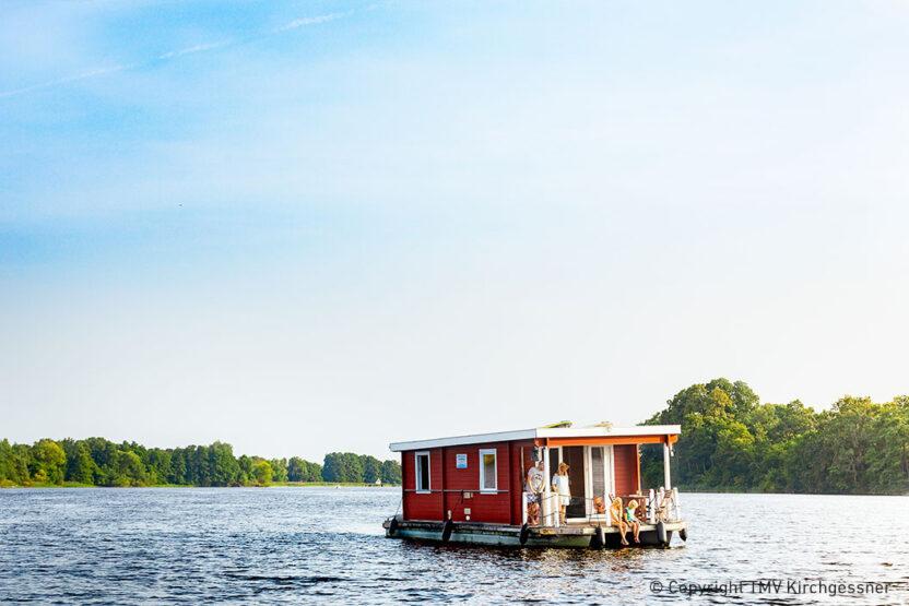 Aktiv mit der Mecklenburgischen Seenplatte