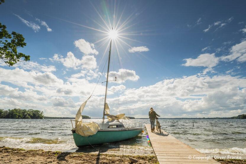 Prinzeninsel Plön - immer ein Ausflug Wert bei einem Urlaub an der Ostsee