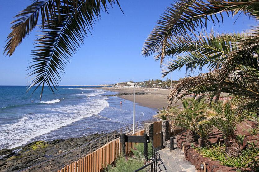 Buganvilla, San Augustin, Gran Canaria, Kanaren, Spanien