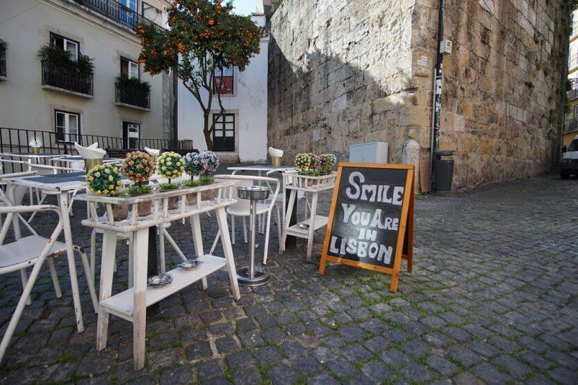 Alfama - wunderschöne Altstadt, authentisches Lissabon