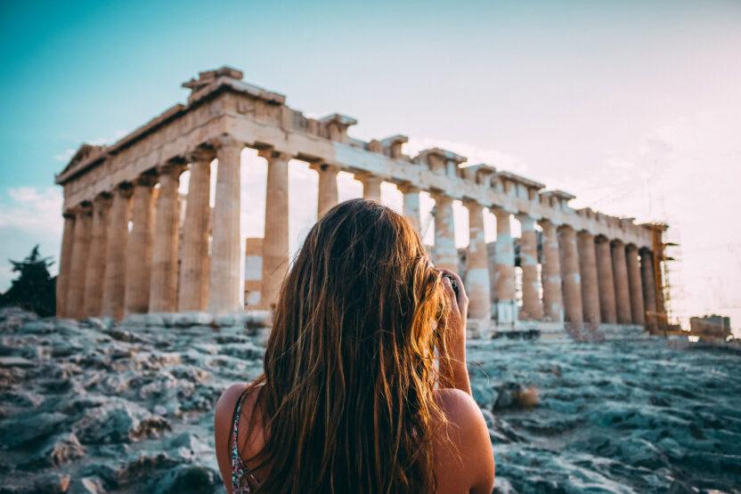Ab nach Griechenland - bis November ist dort Urlaubssaison