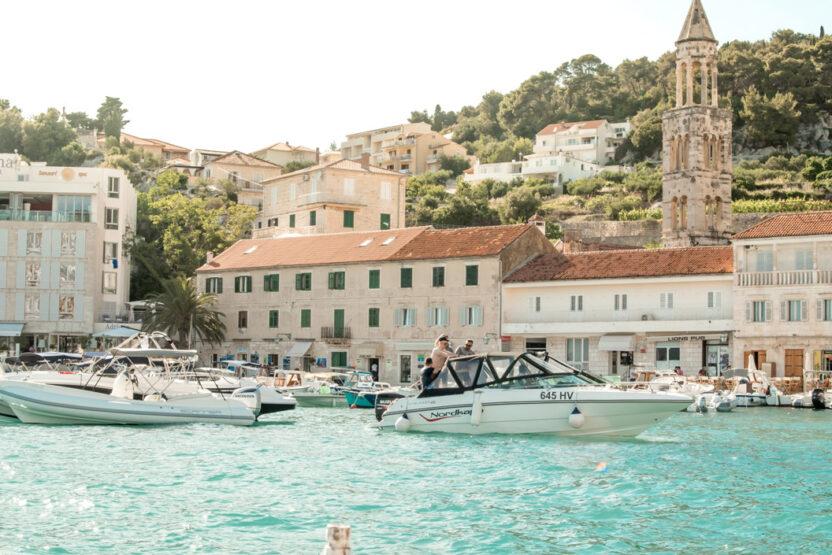 Schönes Kroatien - selbst zur kalten Jahreszeit