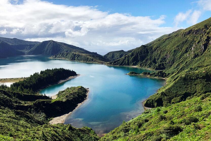 Ab auf die Azoren