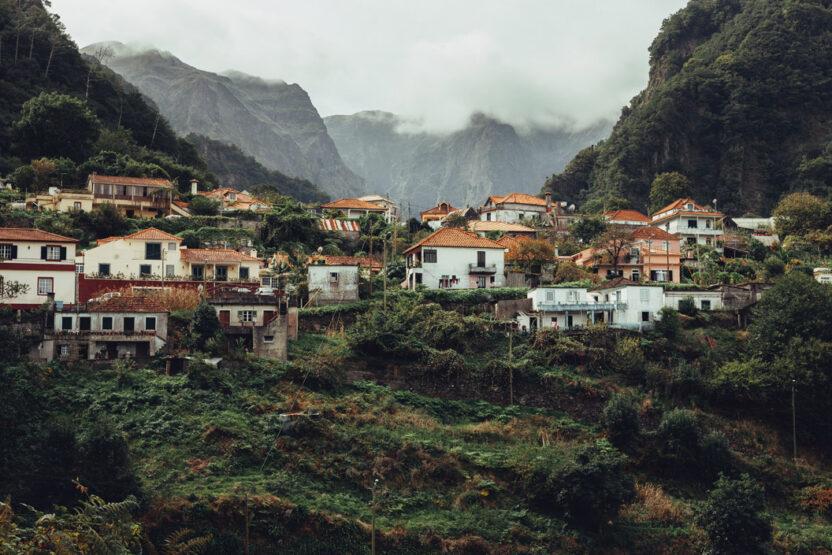 Ab nach Madeira