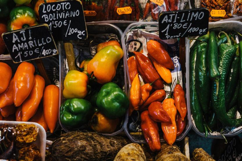Mediterrane Kost in bester Qualität