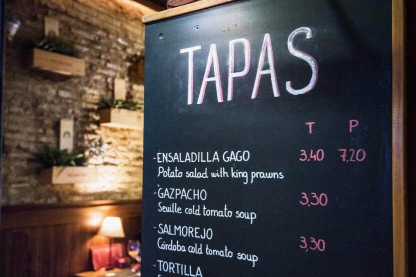 Tapas - absolut leckere Kleinigkeiten zum Aperitif