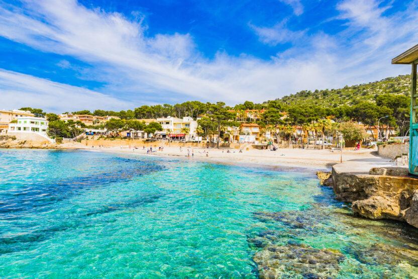 Traumhafte Küsten von Sant Elm